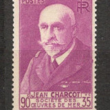 Franta.1939 J.B.Charcot-oceanograf si cercetator polar XF.102, Nestampilat