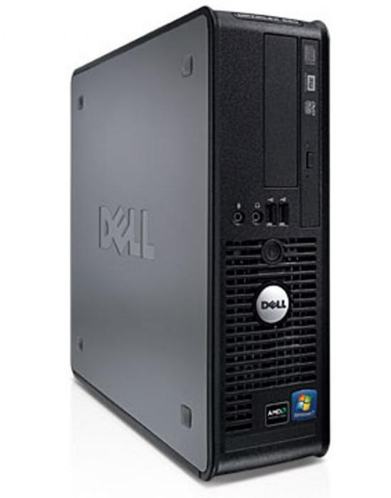 Calculator Dell Optiplex 580 Desktop SFF, AMD Athlon II X2 240 2.8 GHz, 2 GB DDR3, 160 GB HDD SATA, DVD-ROM, Windows 10 Pro foto mare