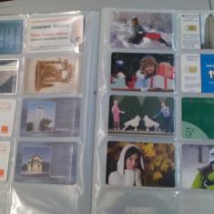 LOT 16 cartele telefonice diferite 1 - lot colectie