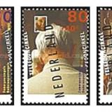 Olanda 1994 - ziua marcii postale, serie neuzata