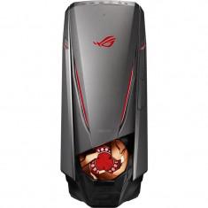 Desktop Asus ROG GT51CA-RO003T, Intel Core i7-6700 (3.4GHz, up to 4GHz, 8MB), video dedicat nVidia - Sisteme desktop fara monitor