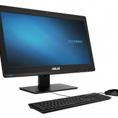 All-in-One AsusPRO A4321UKH-BB242X, 19.5 HD+ (1600x900), NON-TOUCH, Intel Celeron G3900 (2.8GHz, 2MB), video integrat - Sisteme desktop cu monitor