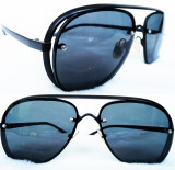 Ochelari  de soare aviator, Unisex, Fara protectie