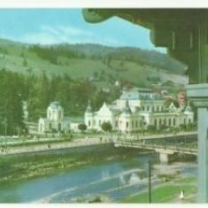 Vatra Dornei 1964 - vedere - Carte Postala Bucovina dupa 1918