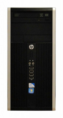 Calculator HP Compaq 6200 Tower, Intel Core i3 Gen 2 2100 3.1 GHz, 4 GB DDR3, 500 GB HDD SATA, DVDRW foto