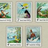 Ungaria 1987- povesti, serie neuzata