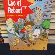 LEO ET REBOOT , VERSION 1.0 : LACHE-MOI LA SOURIS ! ( BENZI DESENATE ) - 2002