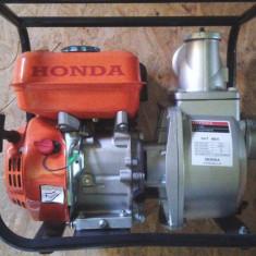 Motopompa HONDA WT 40X - Pompa gradina