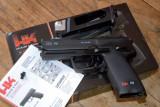 Pistol Airsoft Heckler& Koch 6mm Umarex Co2 Airsoft
