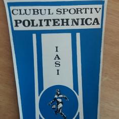 MCFA - FANION - CLUBURI - CLUBUL SPORTIV POLITEHNICA IASI
