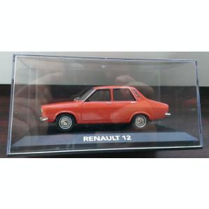 Macheta Renault 12 (Dacia 1300) 1970, noua in cutie - Atlas, scara 1/43