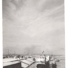Tulcea 1964 - Cheiul Dunarii