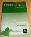 Opportunities / intermediate - mini dictionary / Christina Ruse