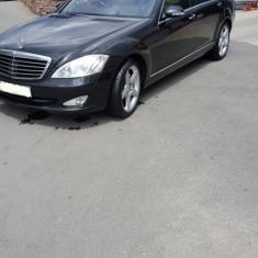 Mercedes-Benz S 320 L 7G tronic, An Fabricatie: 2006, Motorina/Diesel, 220000 km, 2987 cmc