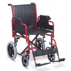FS903-43/46 - Carucior transport pacienti, antenare manuala - 100 kg - Scaun cu rotile