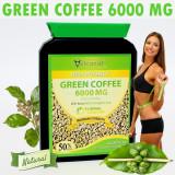 Green Coffee 6000 Mg (Cafea Verde) pt Slabire Sanatoasa, Elimina Grasimea - Produs de Slabit