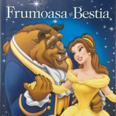 FRUMOASA SI BESTIA - Colectia Disney Clasic