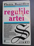 Pierre Bourdieu Regulile artei
