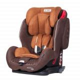Scaun Auto Sportivo cu Isofix 9-36 kg Brown, Coletto