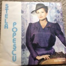 Stela Popescu album disc vinyl lp Muzica Pop electrecord usoara slagare romaneasca, VINIL