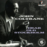 JOHN COLTRANE - DEAR OLD STOCKHOLM, 1965, CD