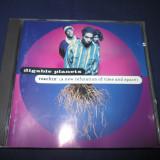 Digable Planets - Reachin' (A New Refulation Of Time And Space)_cd _ Elektra(EU) - Muzica Hip Hop
