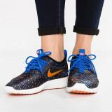 Adidasi Nike JUVENATE marimi:35.5 36.5 36 - Adidasi dama Nike, Culoare: Albastru