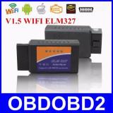 Interfata Diagnoza Universala Elm327 Wi-Fi OBDII OBD2 v1.5, Android sau iphone - Interfata diagnoza auto