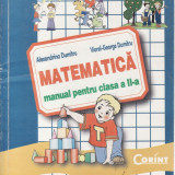 MATEMATICA. MANUAL PENTRU CLASA A II A de ALEXANDRINA DUMITRU - Manual scolar didactica si pedagogica, Clasa 4, Didactica si Pedagogica
