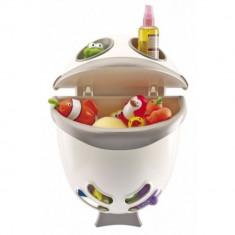 Suport pentru pastrarea jucariilor si a samponului Bubble Fish Thermobaby - Jucarie baie