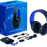 Casti Sony Wireless Stereo 7.1 v2 PS4/PS3/PSV/PC