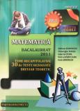 MATEMATICA BACALAUREAT 2011 - Zanoschi, Iurea