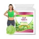 Acid Linoleic Conjugat CLA 1000 Mg pentru Slabire, elimina Celulita - 60 Capsule - Produs de Slabit