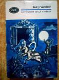 I. S. Turgheniev – Povestirile unui vanator, I.S. Turgheniev