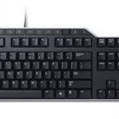 Dell Keyboard Wired Business Multimedia, KB522, USB conectivity, German, Color Black