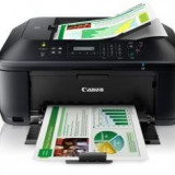 Multifunctionala Canon MX535, Format A4, Inkjet Color, Duplex, Wireless, ADF