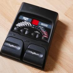 Procesor efecte de chitara Digitech RP55 - Chitara electrica
