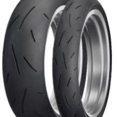 Motorcycle Tyres Dunlop Sportmax Alpha-13 ( 150/70 ZR18 TL (70W) Roata spate, M/C ) - Anvelope moto