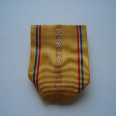 Panglica pentru ordinul romanesc Meritul Diplomatic, excelenta