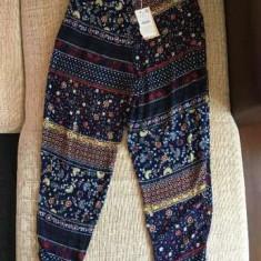 Pantaloni Pull&Bear marime M - Pantaloni dama Pull & Bear, Marime: M, Culoare: Multicolor