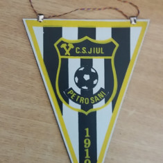 MCFA - FANION - CLUBURI - CLUBUL SPORTIV JIUL PETROSANI