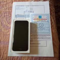 iPhone 6 Apple 16 GB cu factura și garantie, Gri, Neblocat