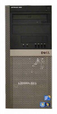 Calculator Dell Optiplex 980 Tower, Intel Core i7 860 2.8 GHz, 4 GB DDR3, 250 GB HDD SATA, DVDRW, Windows 7 Home Premium foto
