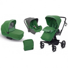 Carucior Quad System 3 in 1 Golf Green - Carucior copii 2 in 1 Inglesina