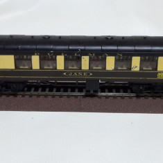 Vagon calatori, Triang- scara HO - Macheta Feroviara Tri-ang, 1:87, H0 - 1:87, Vagoane