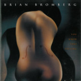 BRIAN BROMBERG - YOU KNOW THAT FEELING, 1997, CD