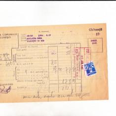 Bnk fil 2 lei Timbrul aviatiei pe chitanta 1940
