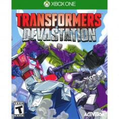 Joc software Transformers Devastation Xbox One - Jocuri Xbox One Activision