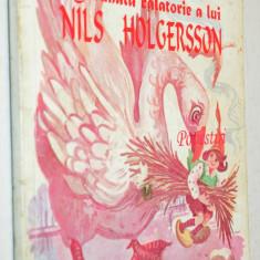 Selma Lagerlof - Minunata calatorie a lui Nils Holgersson - Carte de povesti