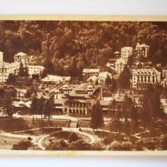 Carte postala - Poza - Slanic Moldova - Carte Postala Banat dupa 1918, Circulata, Printata